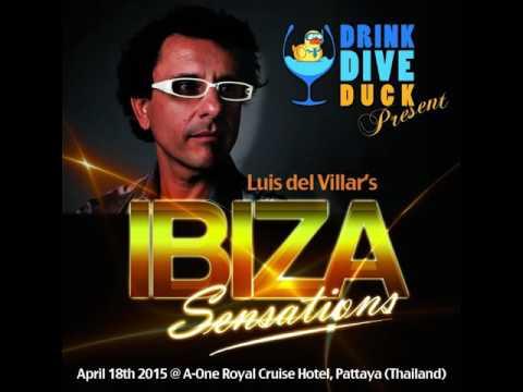 Ibiza Sensations 111 Drink Dive Duck @ A-One Royal Cruise Hotel Pattaya - Thailand