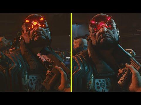 Cyberpunk 2077 2018 vs 2020 Early Graphics Comparison