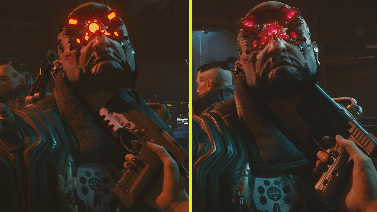 Cyberpunk 2077 Doesn T Look Weird Enough To Be Edgy The Verge