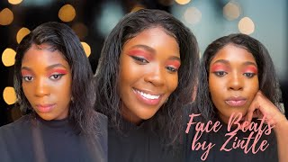 Face Beats by Zintle S1 E3 | How to Perfect a Cat Eye | @baabmedia