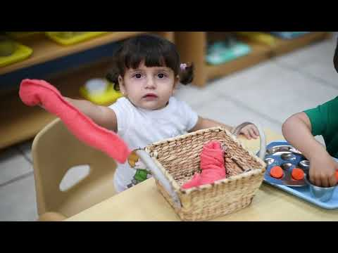 Mia Piccolo Montessori School - A Day at Nido Classroom