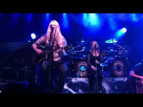 Nightwish - The Islander LIVE in Salt Lake City 9/29/2012 (Anette Olzon's Last Show)