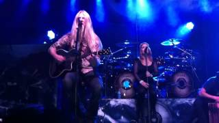 Nightwish - The Islander LIVE in Salt Lake City 9/29/2012 (Anette Olzon