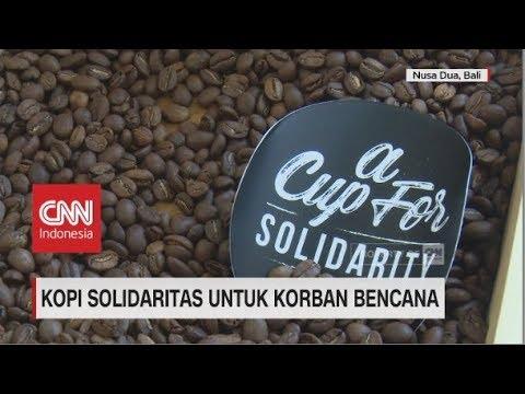 Kopi Solidaritas untuk Korban Bencana | IMF World-Bank Bali