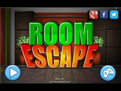 Room Escape Walkthrough