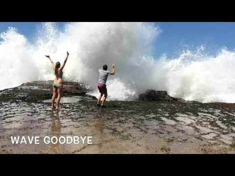 Wave Goodbye