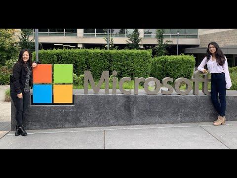 Microsoft Intern 2019   First Few Days!