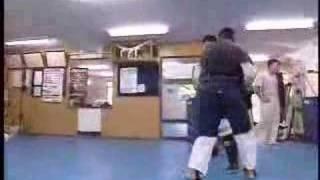 Kenji Yamaki vs Norichika Tsukamoto Sparring 1995.