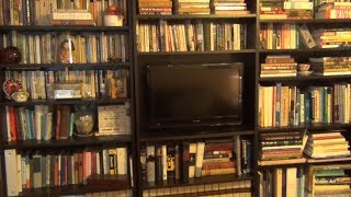 Spring Cleaning Series - Bookcase Cleaning And Organizing