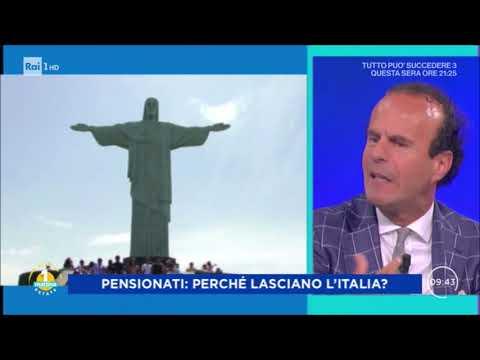 Pensionati in Portogallo - Il servizio di Uno Mattina Estate