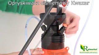 Opryskiwacz ciśnieniowy Orion Super 3litry firmy Kwazar. Sklep Ogrodniczy www.rolmarket.pl