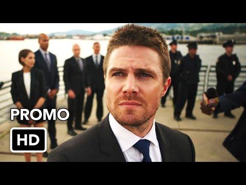 "Arrow Season 5 ""Take Care"" Promo (HD)"
