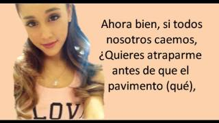 Ariana Grande -Right there (feat. Big Sean) Letra en español