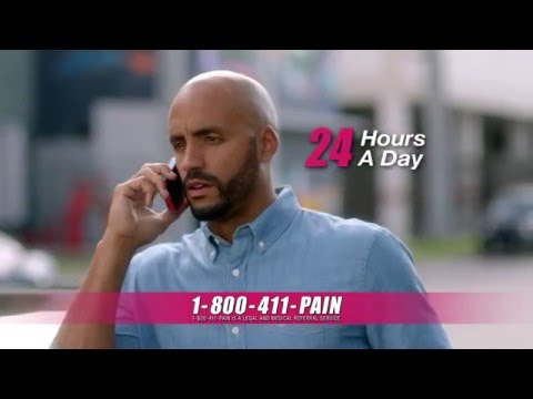 411 Pain After 911 Call 411 PAIN 1-800-411-PAIN