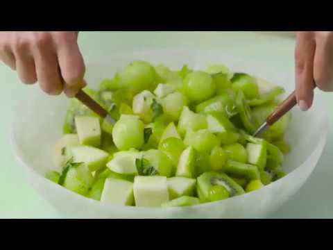 Mojito Fruit Salad | Cooking Light