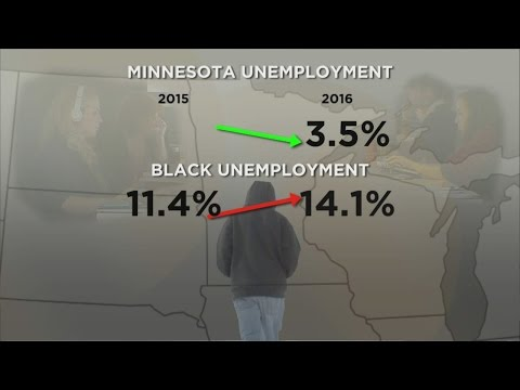 Black Unemployment Up While State's Rate Drops