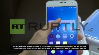 Spain: Chinese company Meizu plans to conquer Europe with MX3