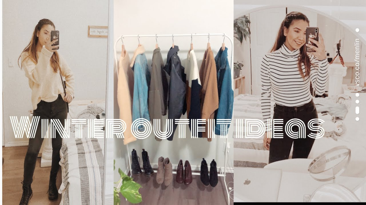 [VIDEO] - ~ WINTER OUTFIT IDEAS 2019 ~ 2