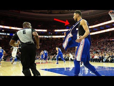 NBA Rare Technical Fouls