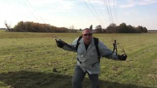 Rick is learning Powered Paragliding Video Trailer