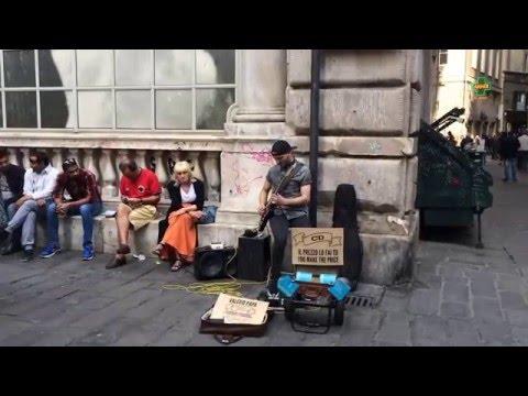 Valerio Papa @ Piazza Banchi, Genova