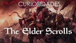 10 Curiosidades del Universo Elder Scrolls