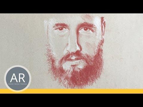 Porträt Zeichnen Kann Jeder. Mappenvorbereitungskurs Kunst Auf Lehramt