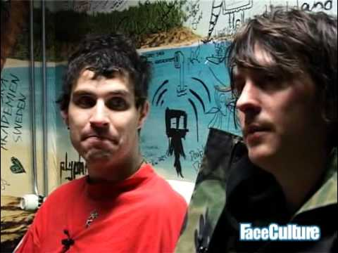 Interview Animal Collective - Panda Bear and Avey Tare (part 1)