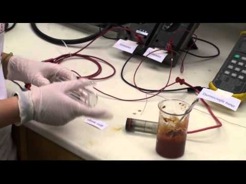 Electrical conductivity measurements