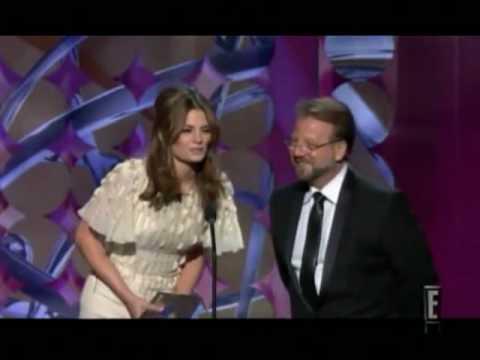 Castle  Stana Katic & Andrew W. Marlowe  Emmy Awards 2010