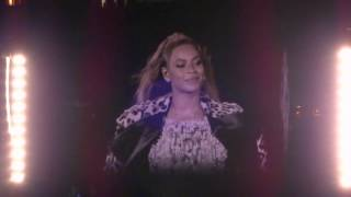 Beyonce - The Formation World Tour - Santa Clara CA September 17th - Bow Down, Love on Top and 1+1