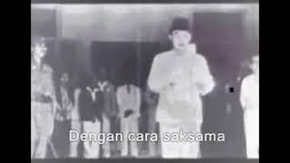Download Video PIDATO LENGKAP PROKLAMASI 17 AGUSTUS 1945 MP3 3GP MP4