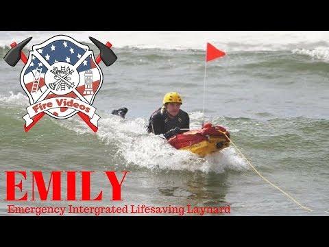 EMILY Emergency Integrated Lifesaving Lanyard