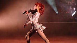 Lindsey Stirling - 8 songs live at Red Rocks Amphitheatre, Morrison, CO - 05/28/2015