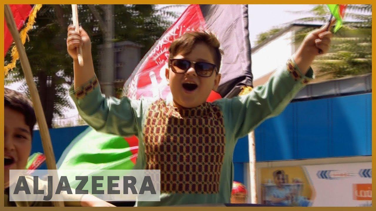 AlJazeera English:Afghanistan marks 100 years of independence from British rule