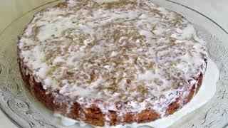 Торт с ЯБЛОКАМИ. Шарлотка НАСЫПНАЯ! Изумительно Вкусно и Быстро. Простейший РЕЦЕПТ из Яблок!