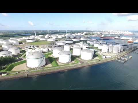vopak terminal - Ozburn-hessey terminal - Service terminal - Oil storage comnies in Rotterdam