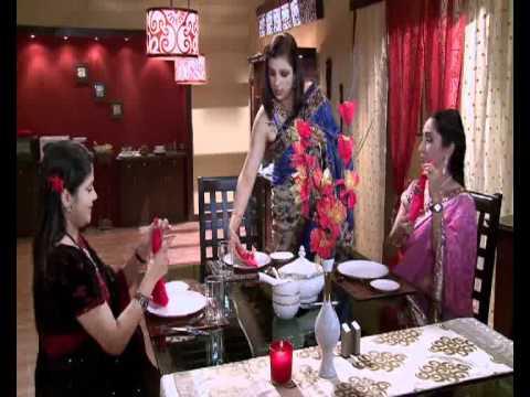 Suneeta Giving Tips On Table Etiquette The TV Programme