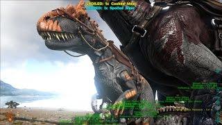 ARK: Survival Evolved #25 - Di trú bầy khủng long về Phương Bắc =))