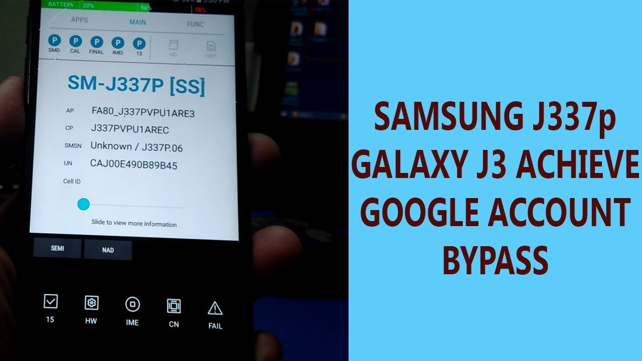 J337p Unlock Code