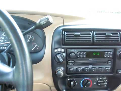 2002 Ford Explorer Xlt >> 1999 Ford Ranger XLT 4X4 ONLY 52K MILES!!!! WOW!!!! - YouTube