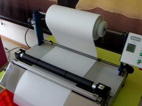 Gemfix 50xc Maquina Corte Rolo A Cortar Papel Transfer