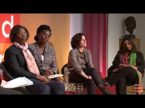 Unlocking Entrepreneurial Women | SWF 2014