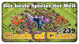 Der beste Spieler der Welt! - Clash of Clans #239 [Deutsch/German]