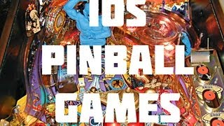 iOS Pinball Games Review