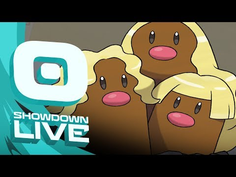 """Tangled by Alolan Dugtrio!"" Barbaracle Suspect #2 Pokemon Sun & Moon! NU Showdown Live w/PokeaimMD"