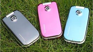 Видео обзор Sony Ericsson Z610 (оригинал) - Купить в Украине | vgrupe.com.ua(Купить - http://vgrupe.com.ua/mobilnye-telefony/sony-ericsson-z610/ Sony Ericsson Z610 - это изящный раскладной телефон с продуманным дизайном..., 2016-02-08T10:08:19.000Z)