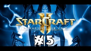 StarCraft 2: Legacy of the Void - Brutal Mission #5 - The Growing Shadow