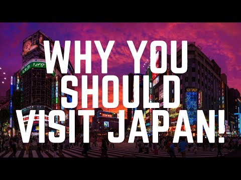 JAPAN TRAVEL GUIDE - Why YOU should go to Japan!