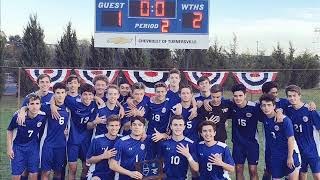 Shane Snyder - Washington Township Boys Soccer